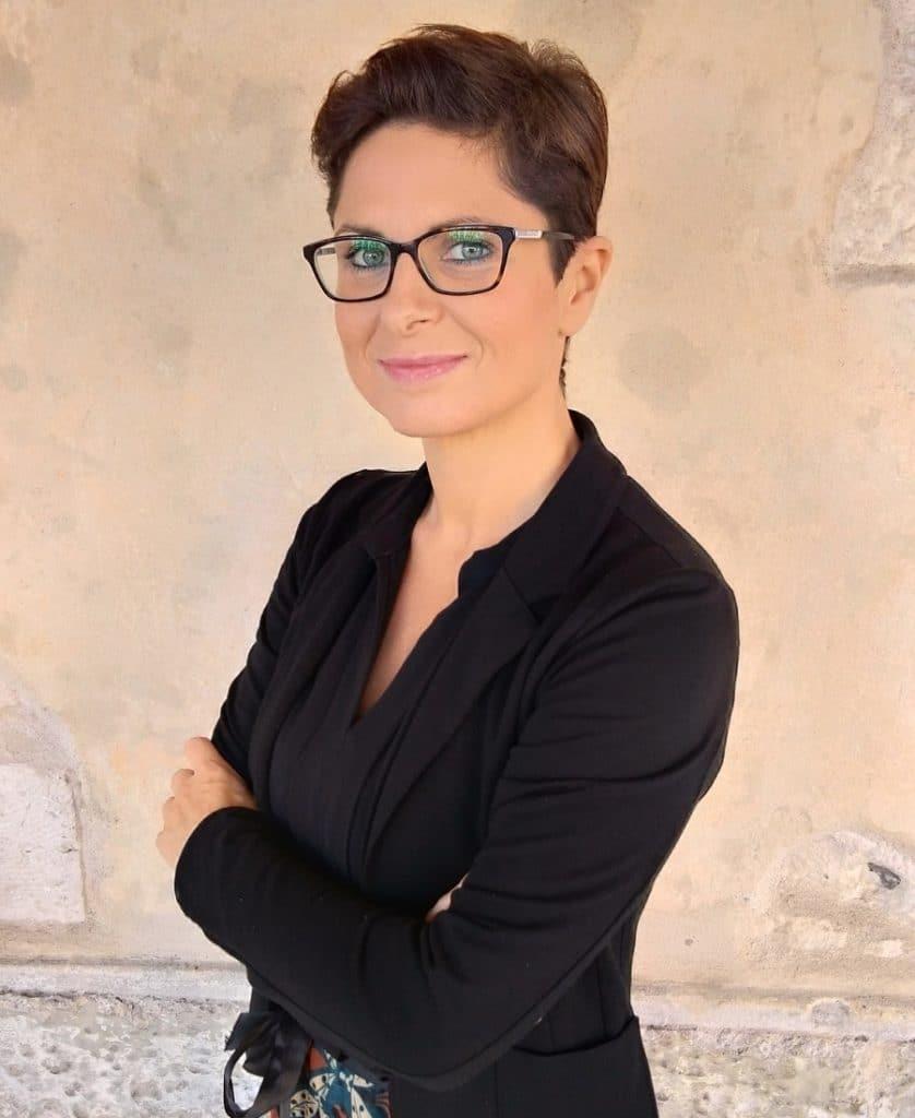 Chi siamo: Federica Boniolo è Psicologa e Formatrice