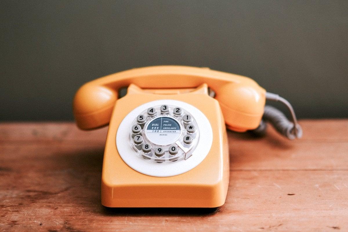 Telefono come strumento di connessione